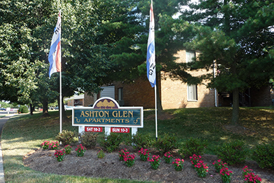 Ashton Glen Apartment Complex