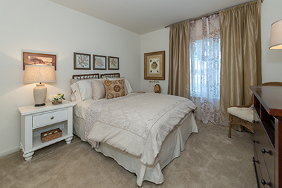 Large Master Bedroom Apartment