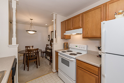 Remodeled Kitchen Apartment for rent
